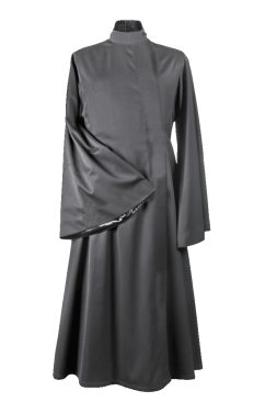 Russian style Men's Cassock (lightweight wool)