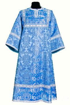 Altar Server Sticharion blue