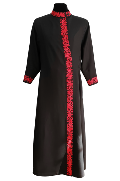 Inner Cassock Russian style male embroidered (wool 100%)
