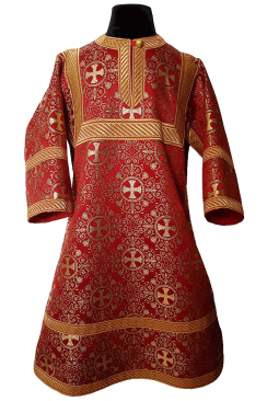 Стихар дитячий православний (зріст 110-128)