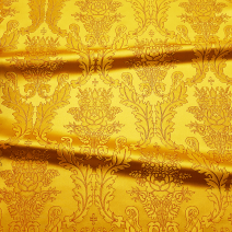 Brocade for Sticharion yellow (Crown of Thorns)