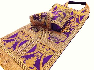 Epitrachelion Set violet