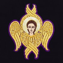 Embroidered Seraph