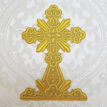 Вышитый крест малый