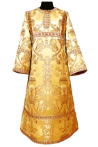 Yellow Altar Boy Sticharion (height 134-146)